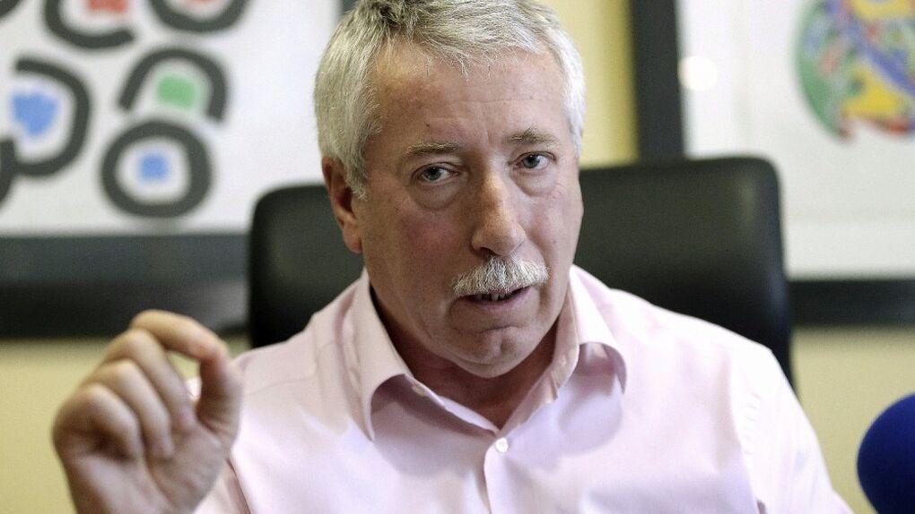 Una reunión truncada de Toxo con IBM España desata la guerra interna en CCOO