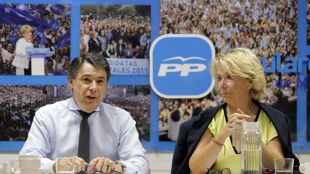 Esperanza Aguirre podría dimitir esta misma tarde