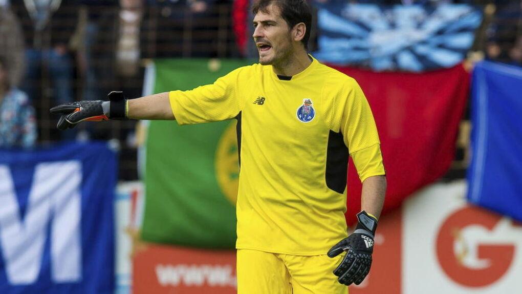 Iker Casillas anuncia su candidatura para presidir la federación española de fútbol