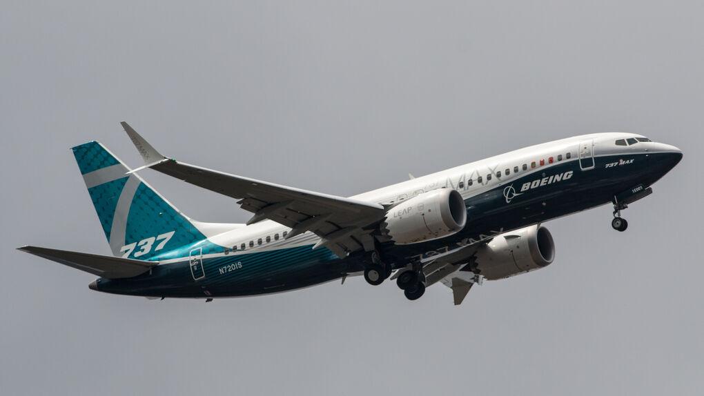 Boeing pierde 580 millones hasta marzo por la covid-19 y los aviones 737 MAX