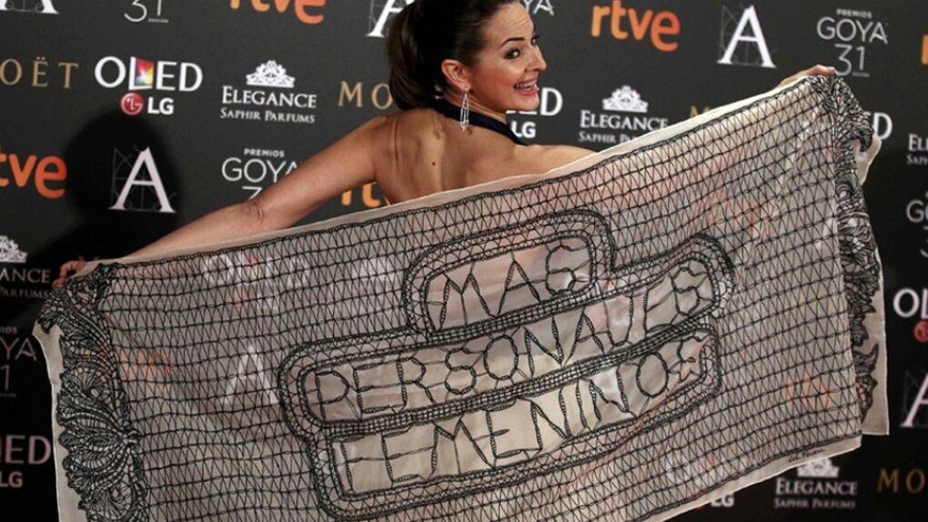 """Berta Ojea: """"Un hombre puede empezar y acabar sus días como actor, una mujer no"""""""
