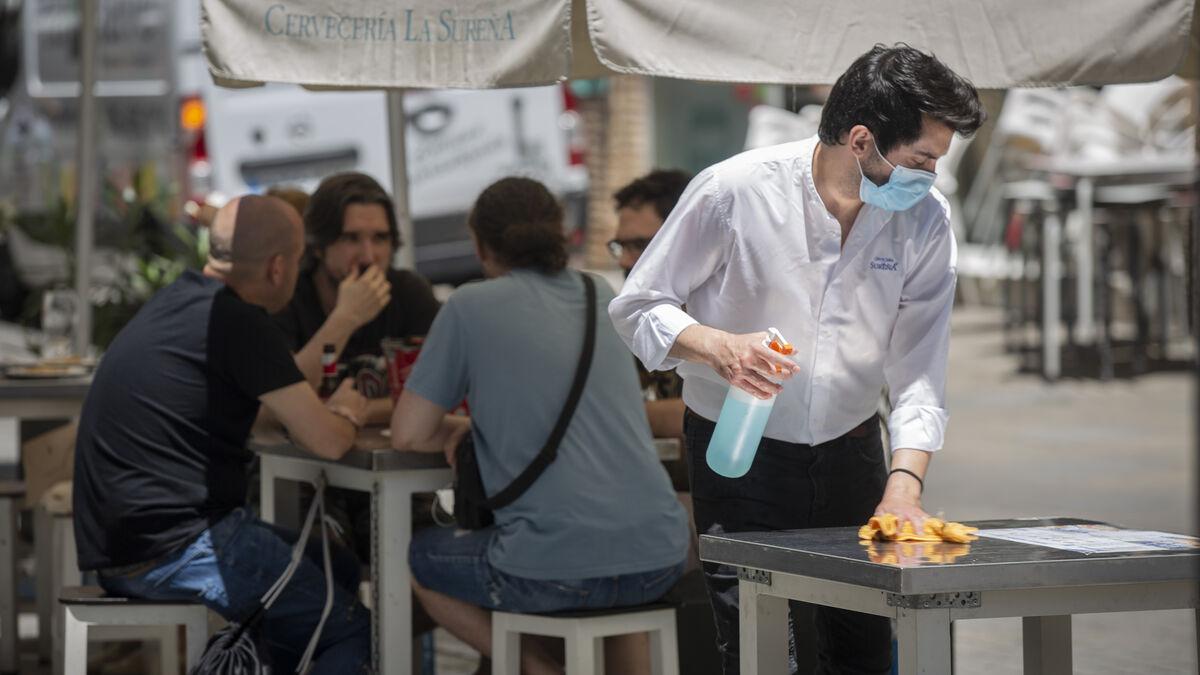 """La hostelería, ante una Semana Santa """"para olvidar"""" con las excepciones de Madrid y Barcelona"""