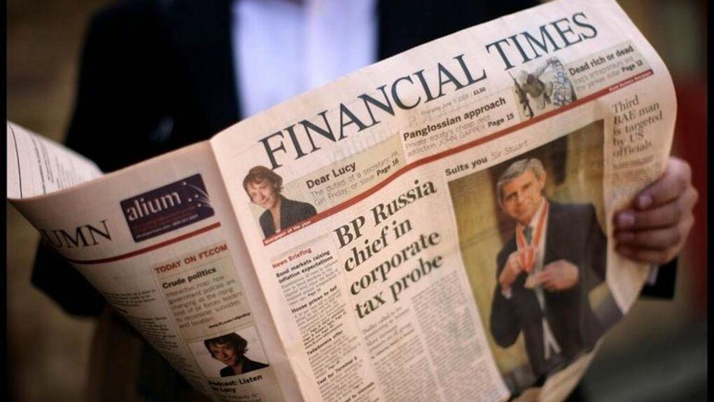 'Financial Times' alerta: si el PSOE pacta con el PP acabará como el Pasok