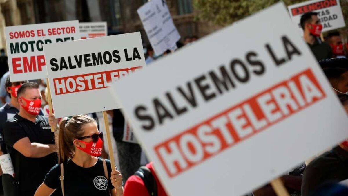 La Justicia tiene pendiente resolver la reapertura de la hostelería en seis comunidades autónomas