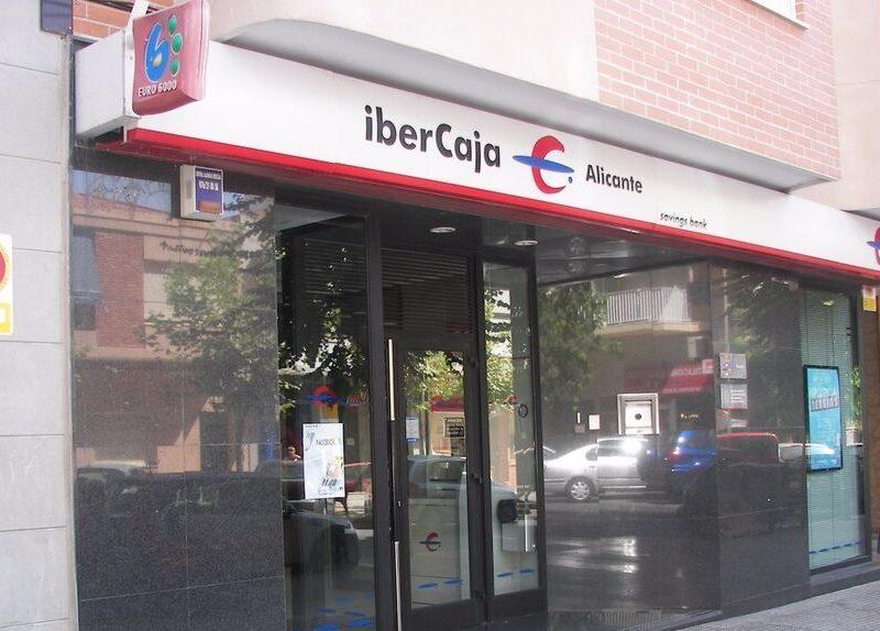 El Banco de España multa a Ibercaja con 1,08 millones