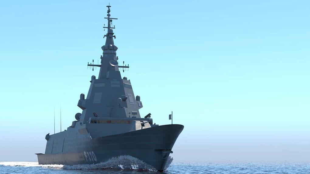 Indra fabricará por 150 millones la antena digital del radar AESA de las Fragatas F-110