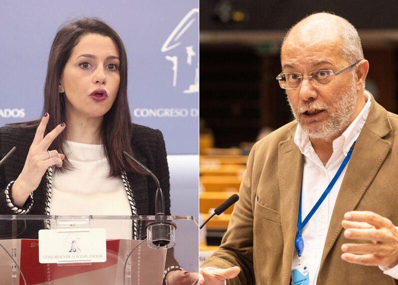 Igea teme que los fieles de Arrimadas apoyen la moción del PSOE en Castilla y León