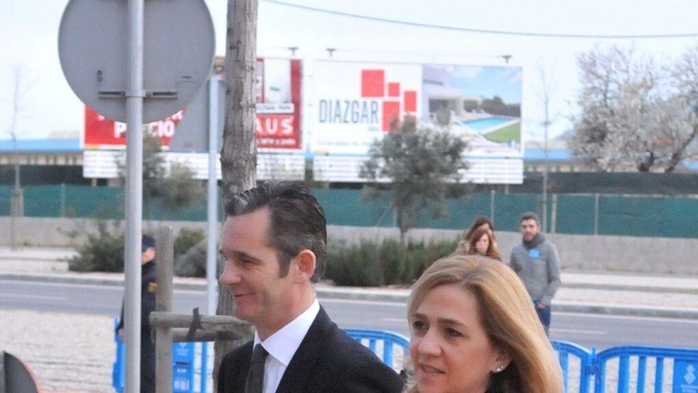 La Infanta Cristina y Urdangarin podrían mudarse a Lisboa y abandonar Suiza