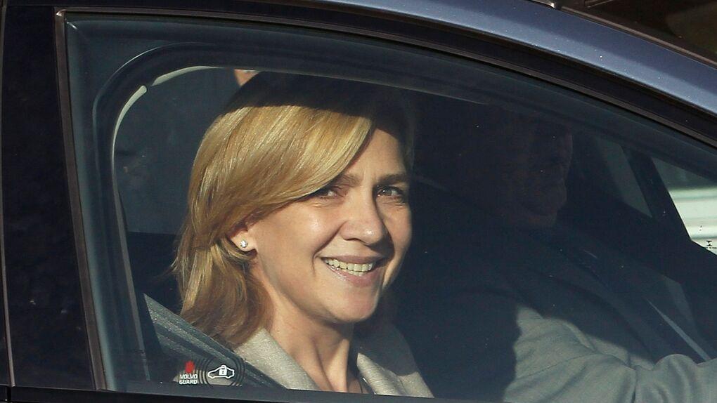 La Policía recomienda que la Infanta acceda en coche a los juzgados de Palma