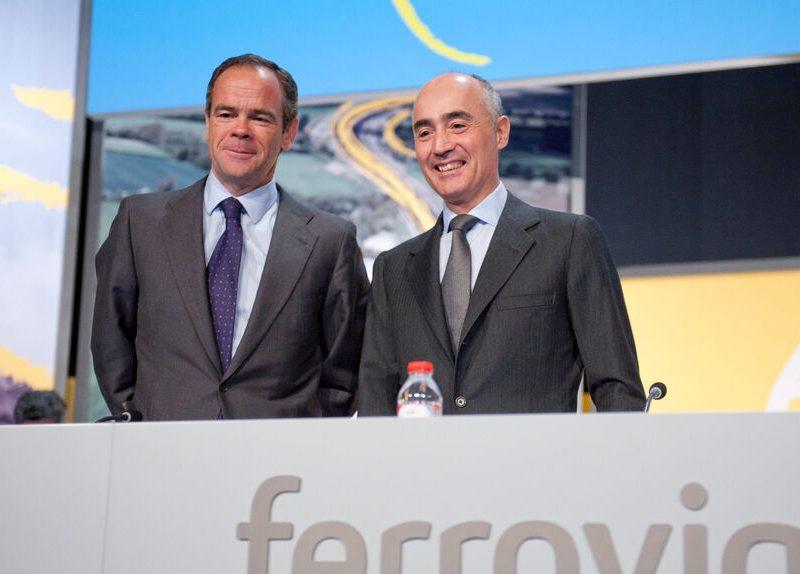 Ferrovial reduce un 22,5 % sus pérdidas de enero a marzo, hasta 86 millones