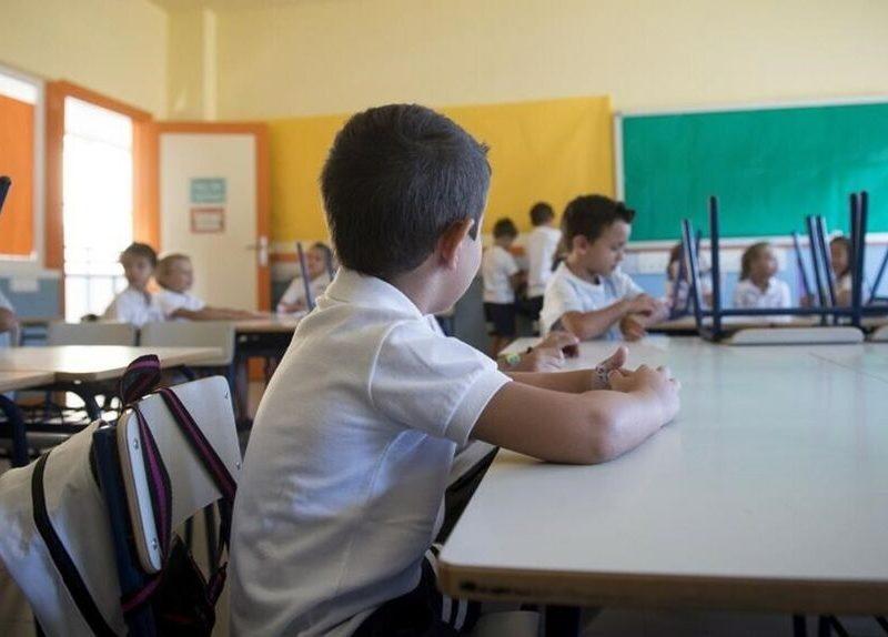 Revuelta escolar en Madrid: cientos de familias piden menos coches y ruido en los centros escolares