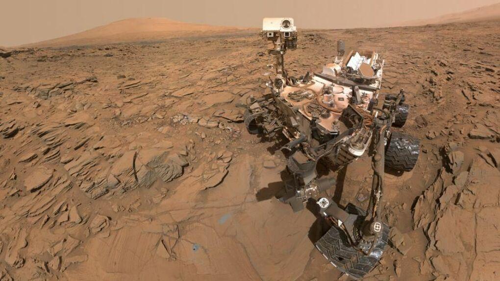 Investigadores españoles presentan una explicación al enigma del metano marciano