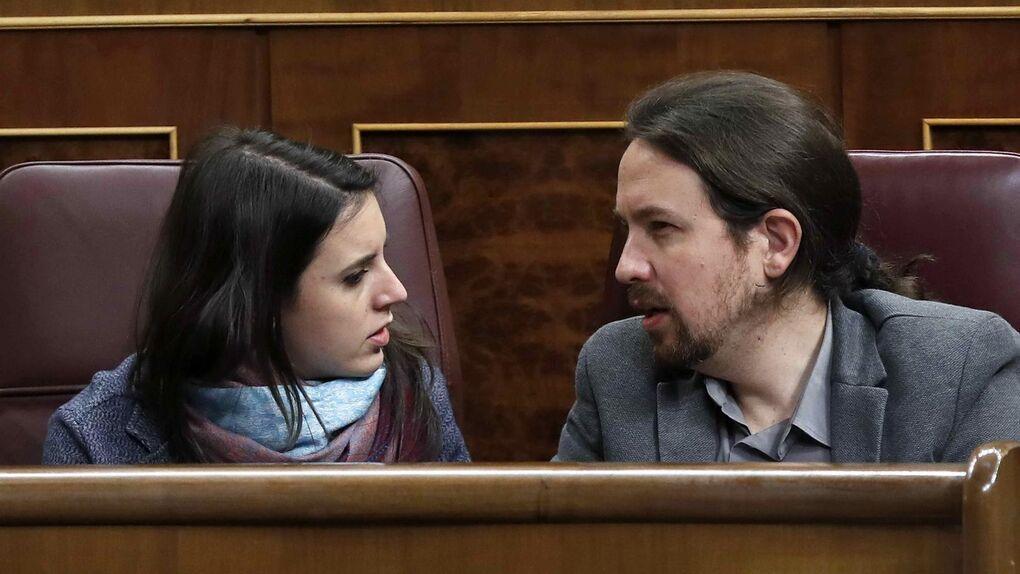 El Sueldo De Iglesias Y Montero Supera En Cinco Veces El Salario Más Común En España Vozpópuli