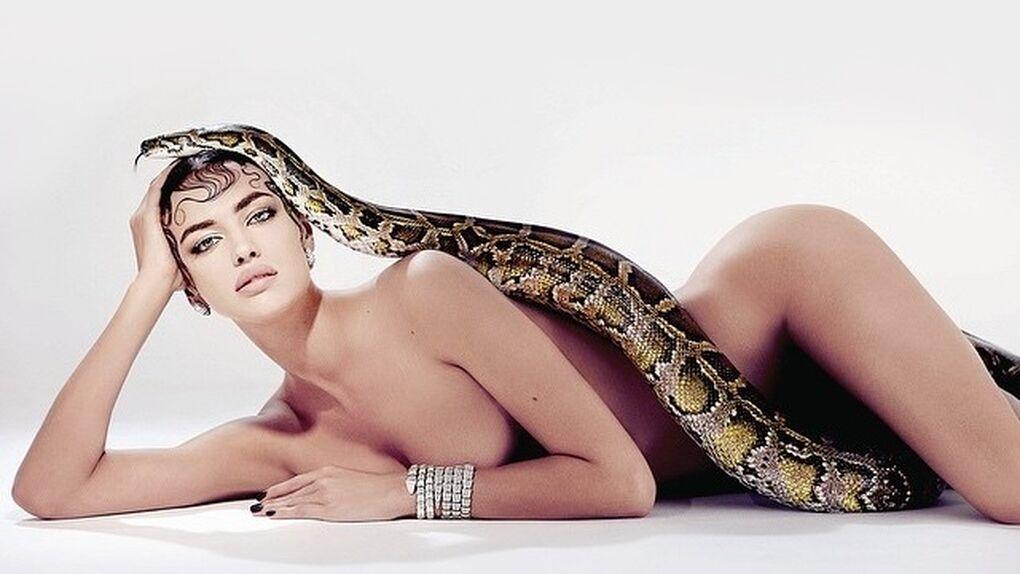 Irina Shayk y sus fotografías, sensualidad en estado puro