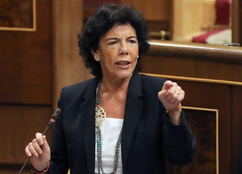 Celaá pide perdón a diputado del PP, padre de una hija con síndrome de Down