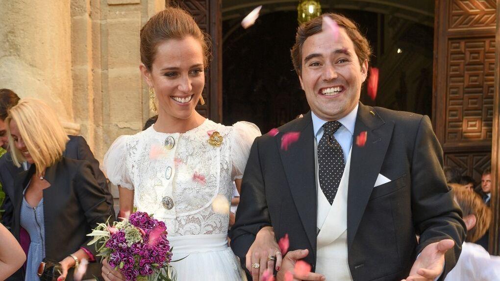 Isabel Muñoz Rojas y Yago Matossian Falcó: la boda en la que los novios NO fueron protagonistas
