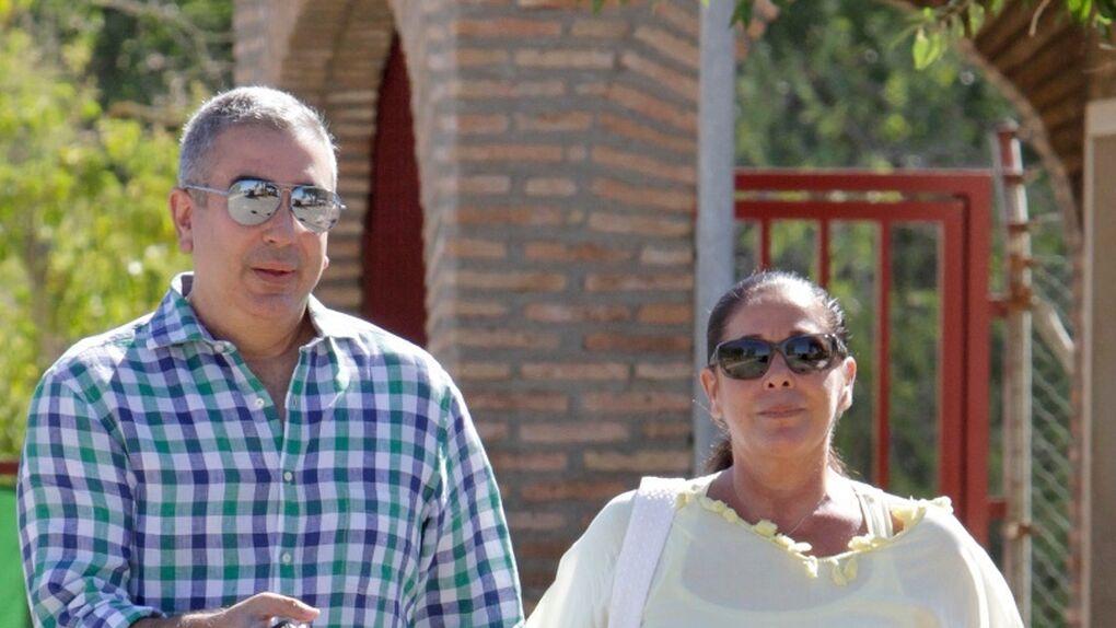 Pantoja, 15 días 'encarcelada' en un hospital esperando el tercer grado