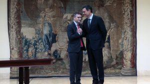 """Sánchez cierra filas con Redondo y su plan 2050 entre críticas internas: """"Es una patada a seguir"""""""