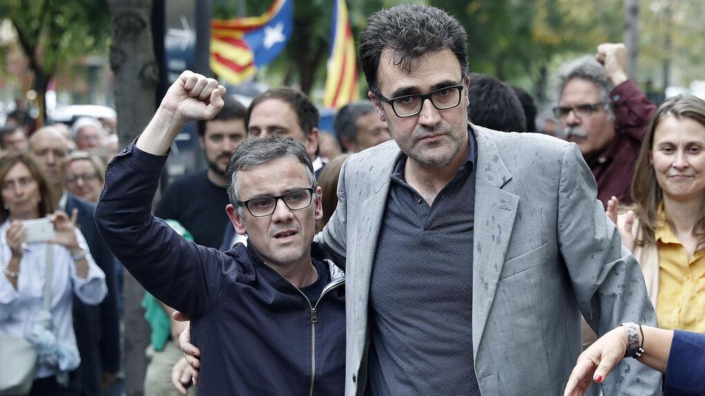 La Justicia de Cataluña avala el procesamiento de Jové y Salvadó y descarta una causa general