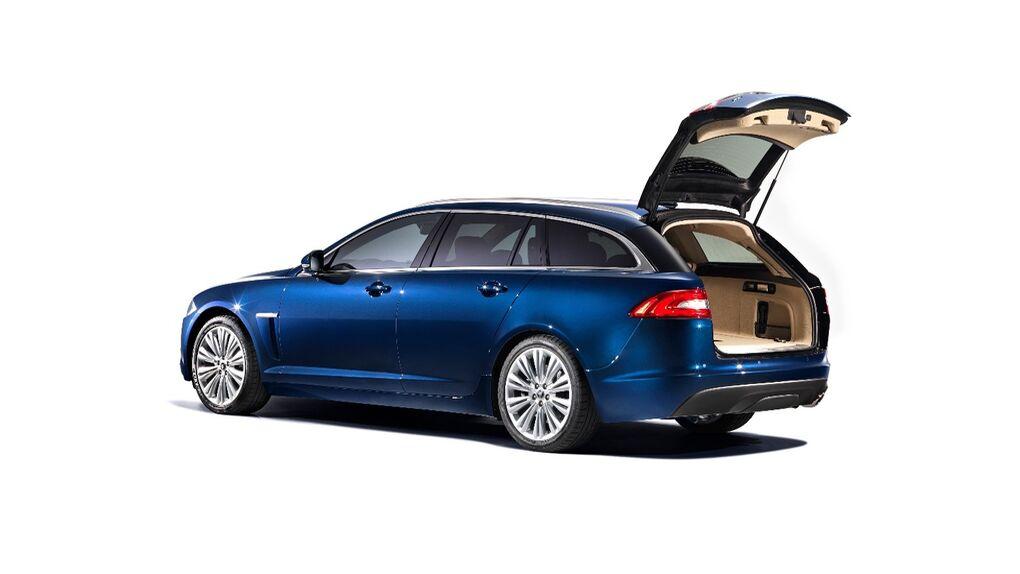 Jaguar pone a la venta la carrocería familiar del XF, 3.000 euros por encima de la berlina