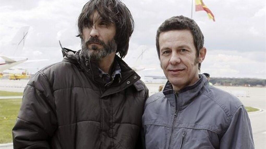 """Espinosa y García Vilanova: """"Gracias a los que han hecho posible que volvamos"""""""