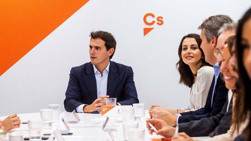 Javier Gómez se da de baja en Cs tras ser destituido como coordinador vasco