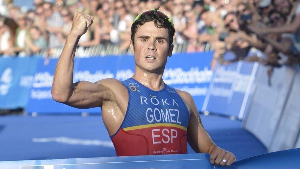 El triatleta Gómez Noya, Premio Princesa de Asturias de los Deportes
