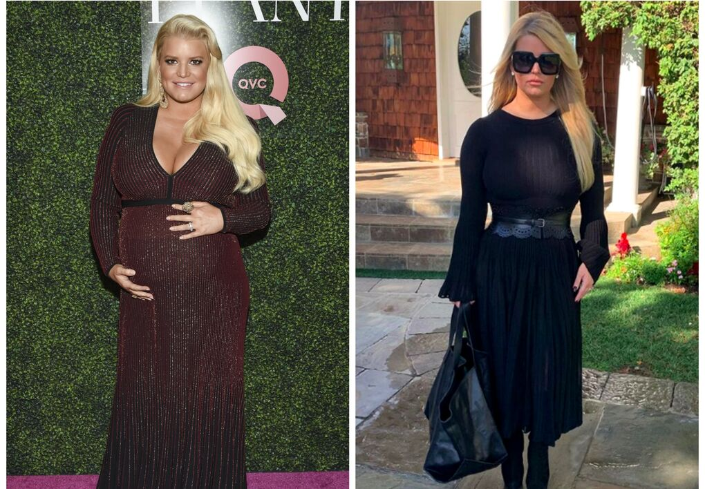 Jessica Simpson adelgaza 45 kilos en seis meses: así lo ha hecho
