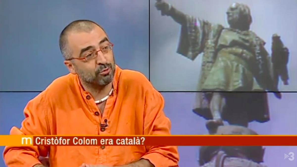El instituto que reivindica con dinero público que Colón o Cervantes eran catalanes