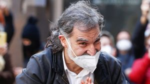 Cuixart busca unir a Junqueras y Puigdemont en un gran acto en el sur de Francia
