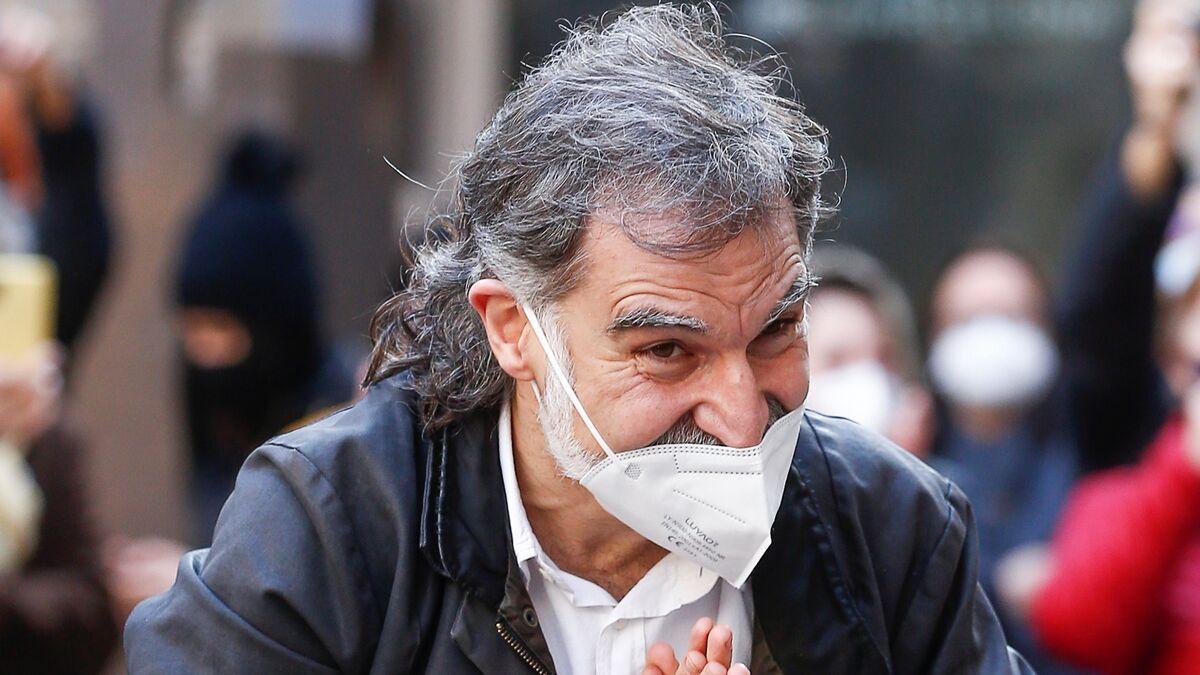 La defensa de Cuixart lleva a la Justicia europea la sentencia de 1-O
