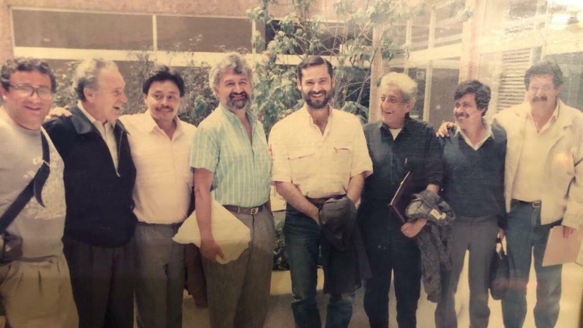 """Peccis y el proceso de paz de las FARC, últimos vínculos del """"comandante"""" Ábalos con Colombia"""
