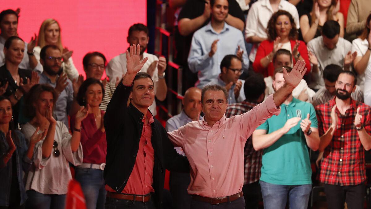 Cepeda, Franco y Simancas velan armas en el PSOE de Madrid a la espera de Sánchez