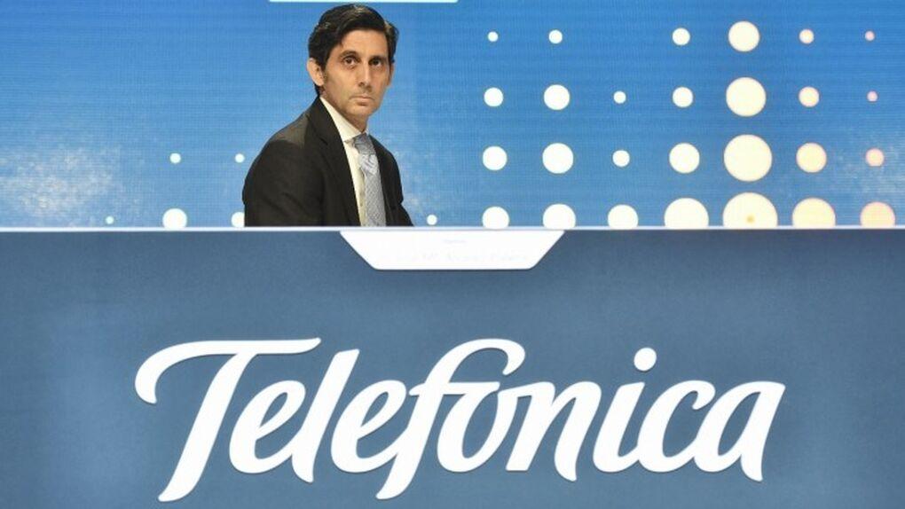 Telefónica tiene aún casi la mitad de sus 51.000 antenas por vender