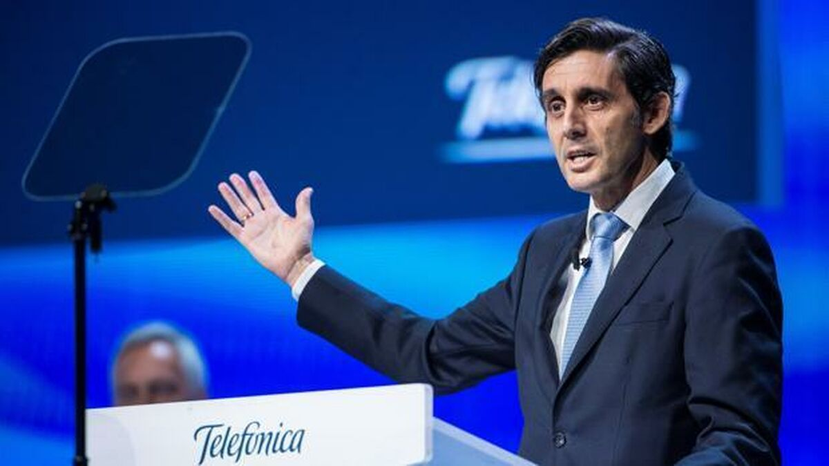 Telefónica aumenta un 1,2% los ingresos, hasta los 10.461 millones de euros