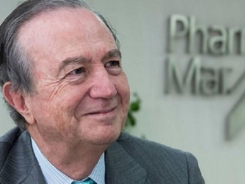 PharmaMar aprueba una retribución 'bomba' para su presidente en 2021 y 2022