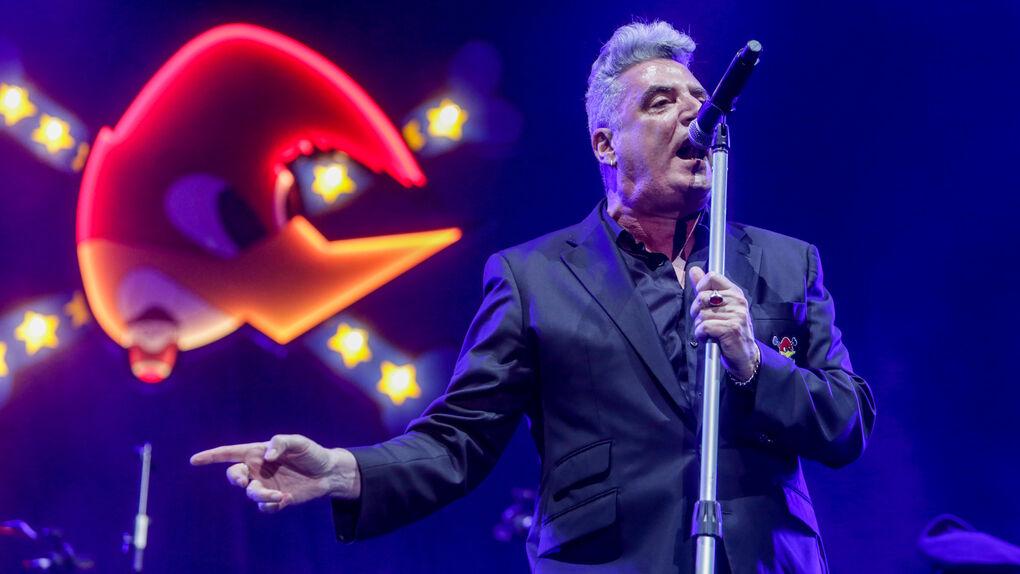 Loquillo mata el silencio de Madrid con un concierto histórico en el WiZink Center