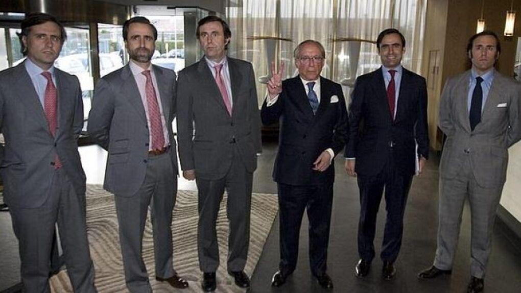"""Uno de los hijos de José María Ruiz-Mateos: """"No tenemos nada, estamos arruinados"""""""