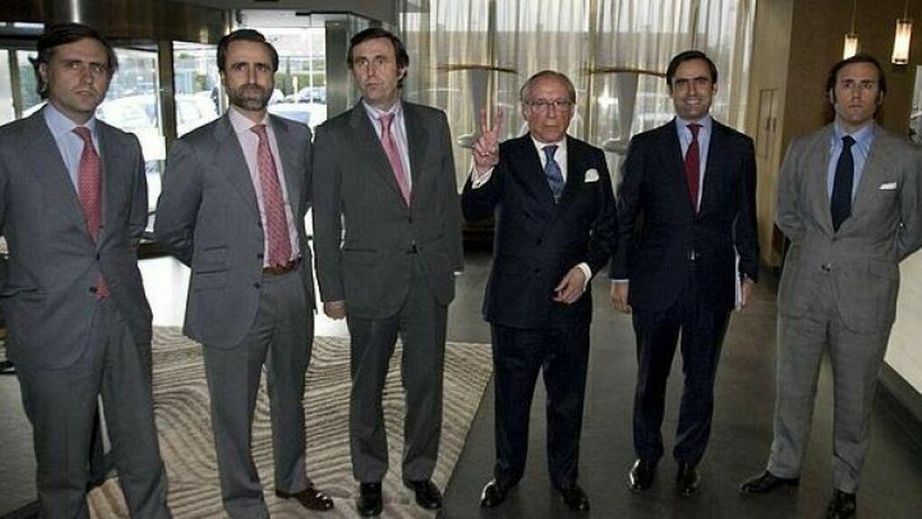 Así ha servido el caso de 'la lista Falciani' para condenar a los Ruiz-Mateos