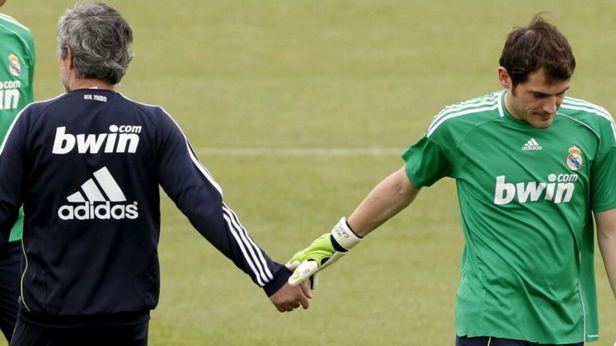 El documental sobre la batalla eterna: Casillas frente a Mourinho