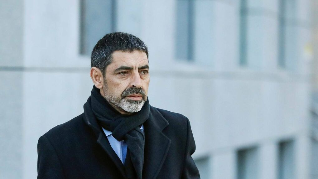 La Fiscalía apunta a acusar por sedición a Trapero tras la sentencia del Supremo