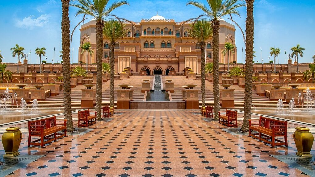 Así es el hotel favorito de Juan Carlos I en los Emiratos Árabes Unidos