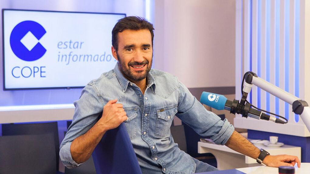 Juanma Castaño dirigirá 'El partidazo de COPE' a partir del 21 de agosto con Lama, Paco González, Guasch y Maldini