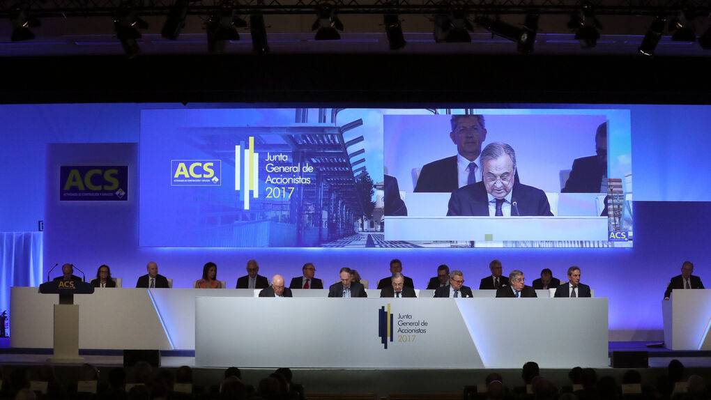 ACS tratará el viernes la posible oferta sobre Abertis al margen de la reunión del consejo - Vozpópuli
