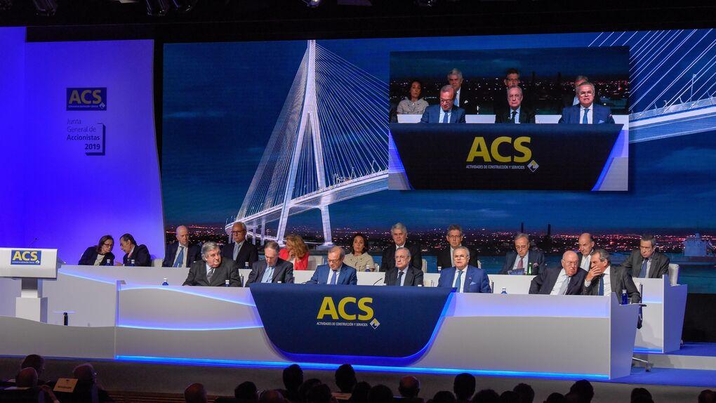 Manuel Delgado deja el consejo de ACS por las grabaciones que le relacionan con Villarejo