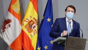 """Las procuradoras de Cs cierran filas con Mañueco: votarán """"no"""" a la moción de censura"""