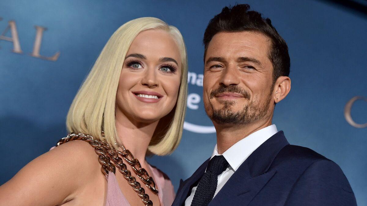 Katy Perry y Orlando Bloom anuncian el nacimiento de su hija, Daisy Dove Bloom