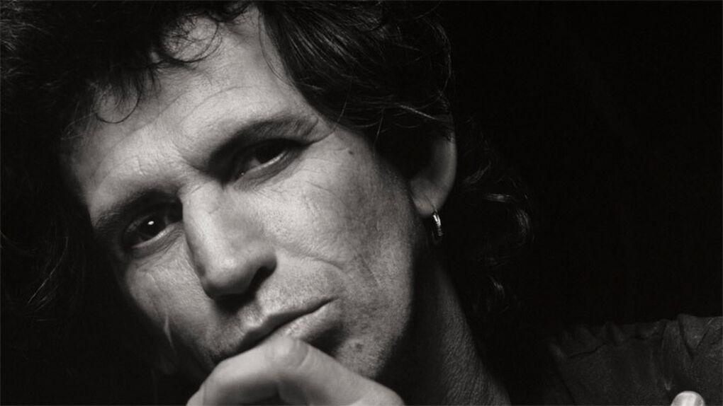Diez cosas que seguramente no sabías de Keith Richards