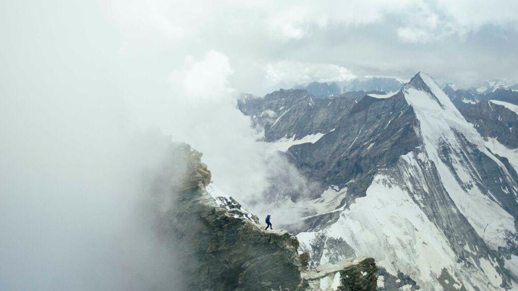 Los reyes del deporte de montaña