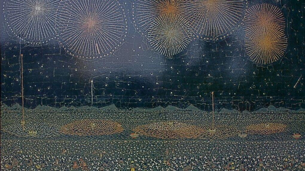 Kiyoshi Yamashita: el Van Gogh japonés